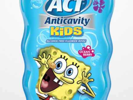 Act Kids Spongebob Close Up
