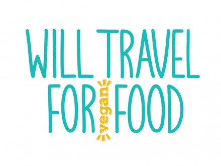 Will Travel for Vegan Food title